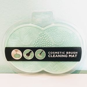 FREE WITH BUNDLE Makeup Brush Cleaning Mat